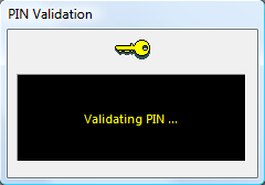 PIN Validation